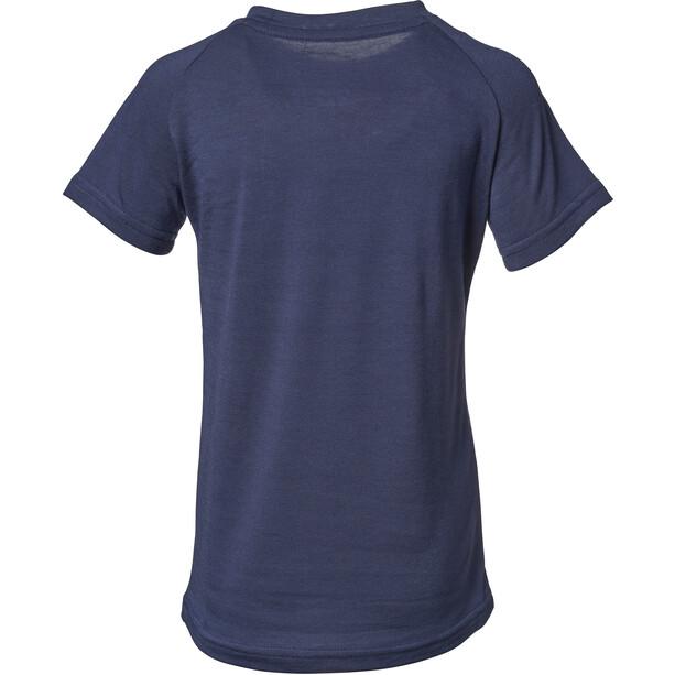 Isbjörn Earth T-Shirt Kinder blau