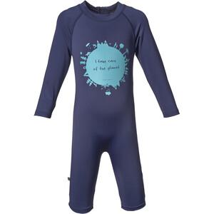 Isbjörn Sun Jumpsuit Toddler, azul azul