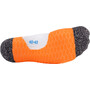 P.A.C. RN 6.0 Running Pro Mid kompression strumpor Herr vit/orange