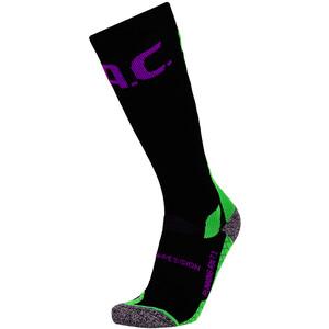 P.A.C. RN 7.1 Running Pro Kompressions-Socken Herren schwarz/grün schwarz/grün