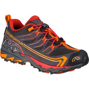 La Sportiva Falkon Low GTX Schuhe Kinder grau/rot grau/rot