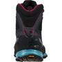 La Sportiva TXS GTX Shoes Women, gris/turquoise