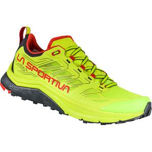 La Sportiva Jackal Running Shoes Men neon/goji neon/goji