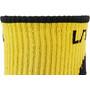 La Sportiva Trail Running Socks, noir/jaune
