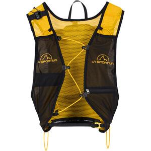 La Sportiva Racer Vest, zwart/geel zwart/geel