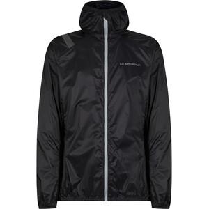 La Sportiva Blizzard Windbreaker Jacke Herren schwarz schwarz