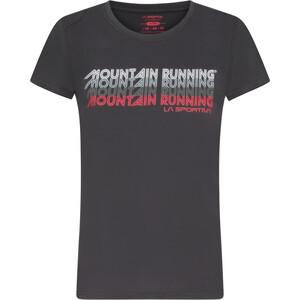 La Sportiva Mountain Running T-Shirt Damen grau grau