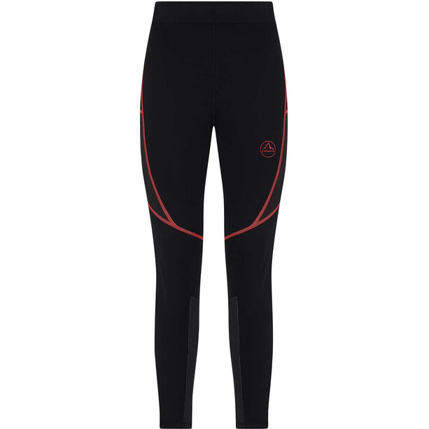 La Sportiva Triumph Tight Shorts Damen schwarz/pink