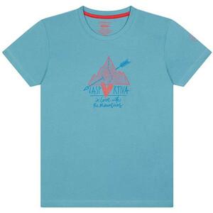 La Sportiva Alakay T-Shirt Kids, azul azul