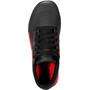 adidas Five Ten Freerider Pro Mountain Bike Shoes Men, musta/punainen