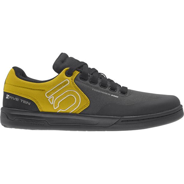 adidas Five Ten Freerider Pro Primeblue Mountain Bike Shoes Men, musta/keltainen