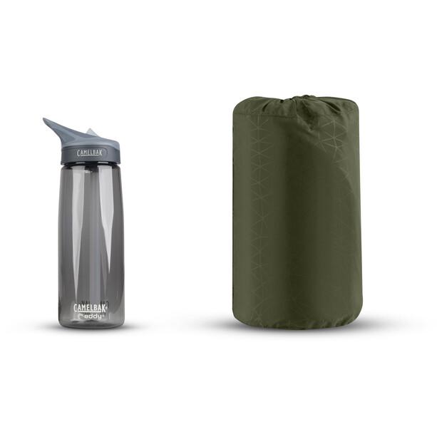 Sea to Summit Camp Plus Self Inflating Mat Regular, moss