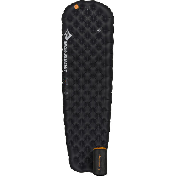 Sea to Summit Ether Light XT Extreme Mat Large, black/orange