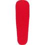 Sea to Summit Comfort Plus Isolierte Luftmatratze Large red
