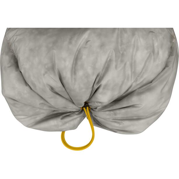 Sea to Summit Ember EbI Sleeping Bag Regular, light grey/yellow