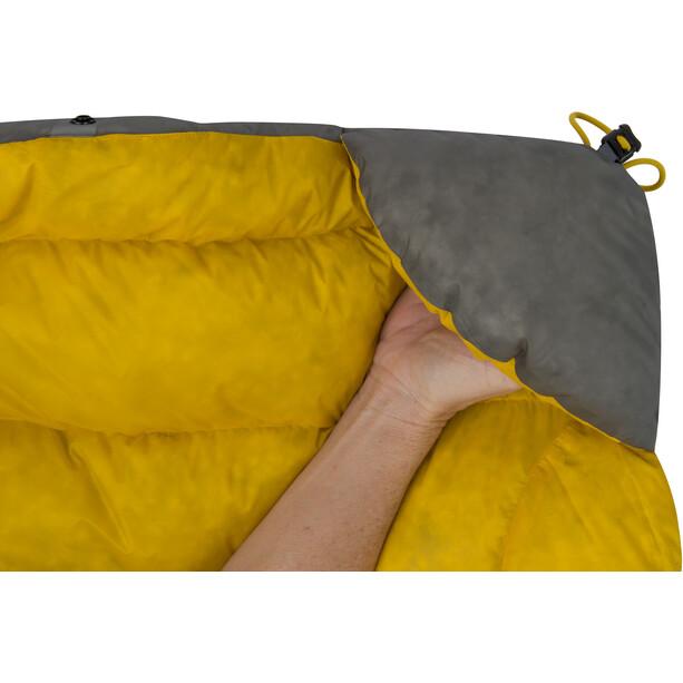 Sea to Summit Ember EbIII Schlafsack Regular light grey/yellow