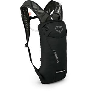 Osprey Katari 1.5 Trinkrucksack black black