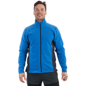 Bergans Finnsnes Fleecejacke Herren strong blue/dark navy strong blue/dark navy