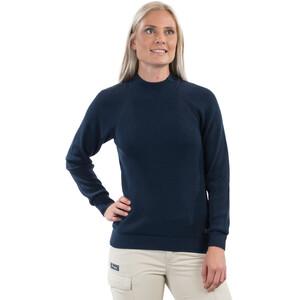 Bergans Solli Wollsweater Damen navy blue navy blue