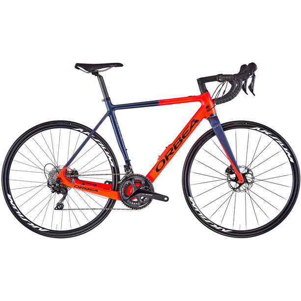 Orbea Gain M30 2. Wahl red/blue