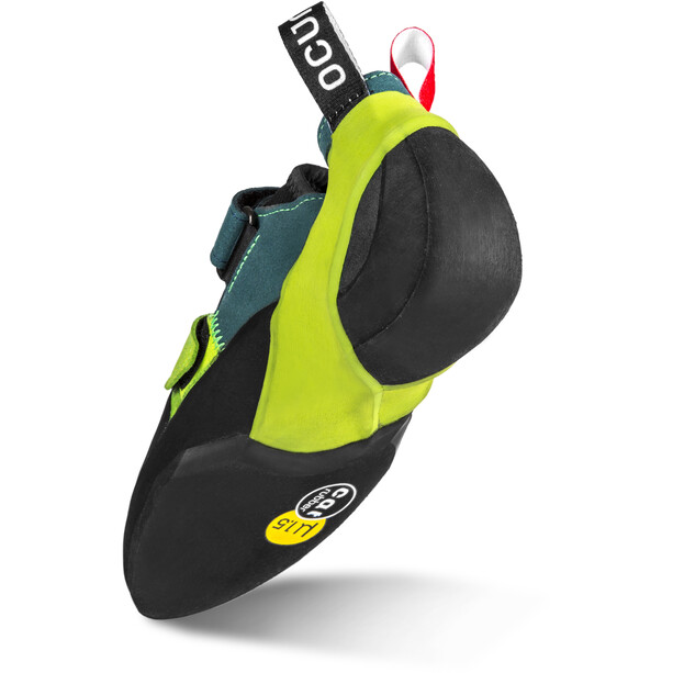 Ocun Havoc Climbing Shoes petrol/green