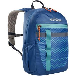 Tatonka Husky Bag 10 Rucksack Kinder blue blue