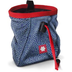 Ocun Lucky Chalk Bag mit Gürtel blau blau