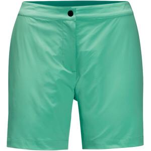 Jack Wolfskin JWP Shorts Women, vert vert