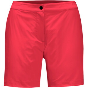 Jack Wolfskin JWP Shorts Women, rouge rouge