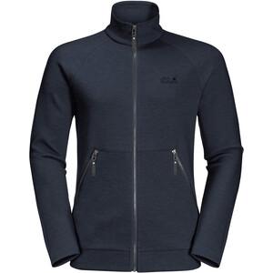 Jack Wolfskin Bilbao Jacket Men, blauw blauw
