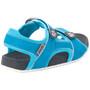 Jack Wolfskin Outfresh Deluxe Sandalen Kinder blau/grau