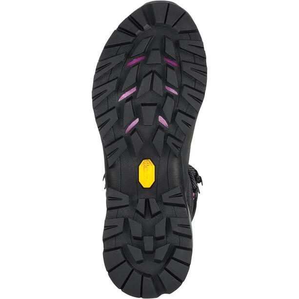 Jack Wolfskin Force Striker Texapore Mid Shoes Women, gris/rose
