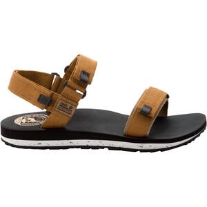Jack Wolfskin Outfresh Sandals Men light brown/light grey light brown/light grey