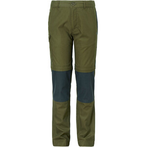 Craghoppers Kiwi Convertible Trousers Kids, olive olive