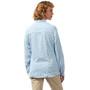 Craghoppers NosiLife Fara Langarmshirt Damen mediterranean blue print