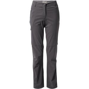 Craghoppers NosiLife Pro II Trousers Women charcoal charcoal