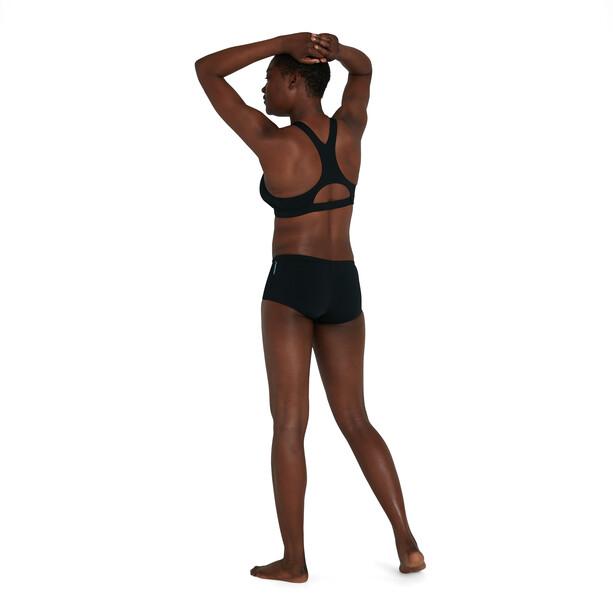 speedo Boom Logo Placement Bikini Women, noir