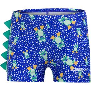 speedo Corey Croc Digital Wassershorts Jungen blau/bunt blau/bunt