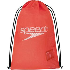 speedo Equipment Sac en maille L, orange orange