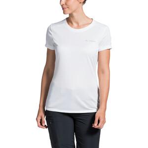 VAUDE Essential T-Shirt Damen white white