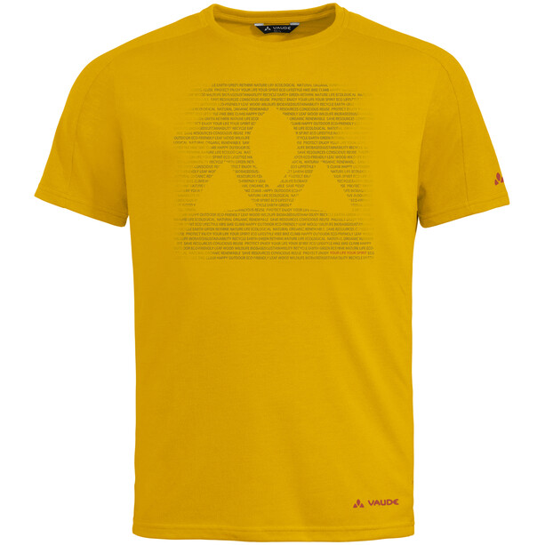 VAUDE Gleann T-Shirt Herren marigold