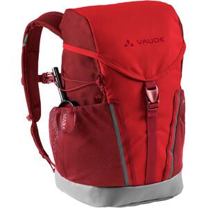 VAUDE Puck 10 Backpack Kids, rood/oranje rood/oranje