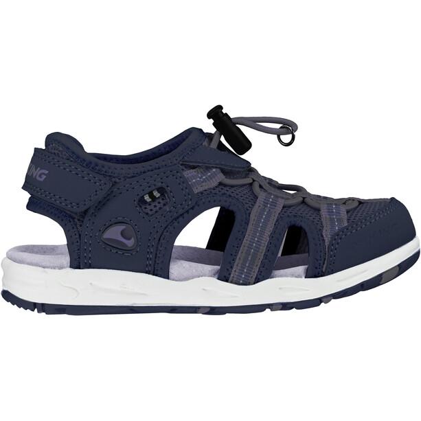 Viking Footwear Thrill Sandalen Kinder blau/grau