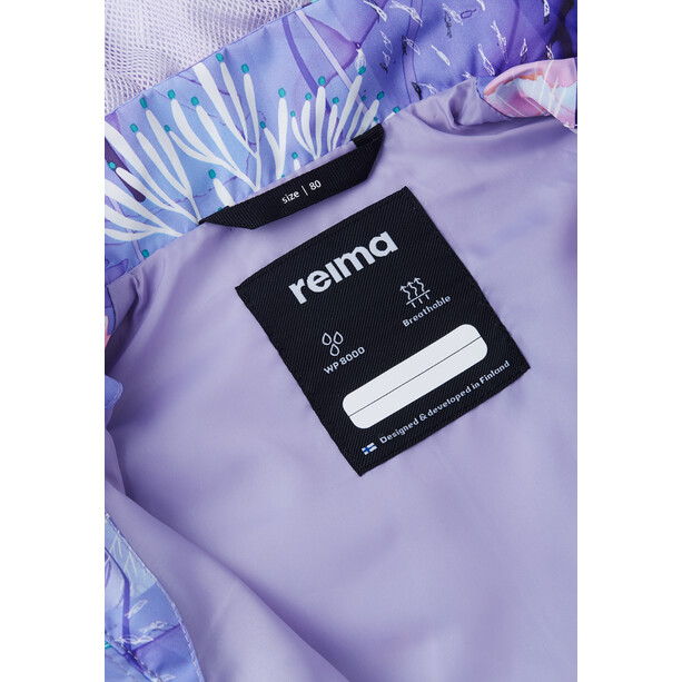 Reima Batans Reimatec Overall Mädchen light violet