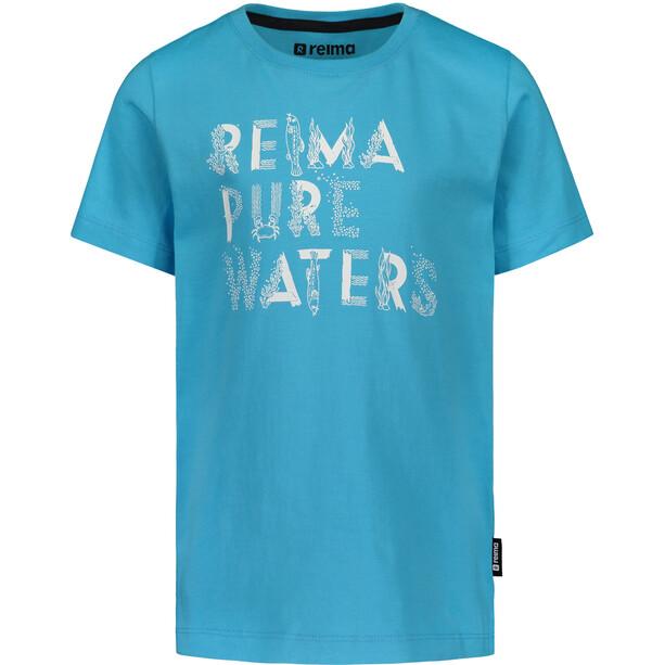 Reima Kevyt T-Shirt Kinder blau