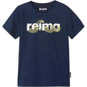 Reima Kevyt T-Shirt Kinder blau blau