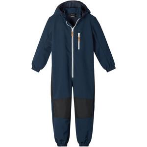 Reima Nurmes Softshell Overall Kids, bleu bleu