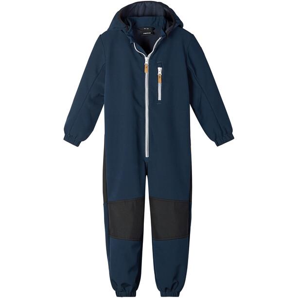Reima Nurmes Softshell Overall Kids, sininen