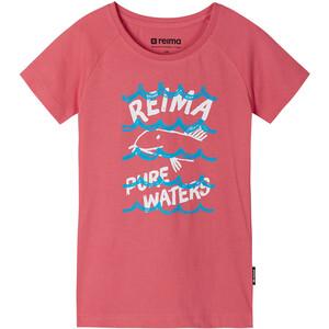 Reima Silein T-Shirt Mädchen pink pink
