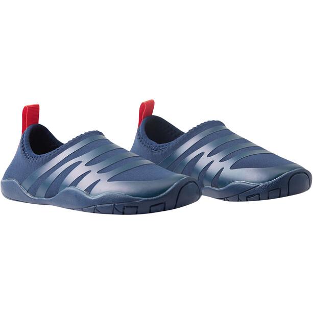 Reima Sujaus Sneakers Kinder blau